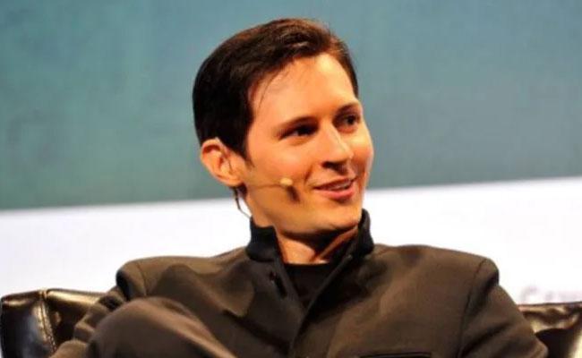 Telegram Founder Blames Google Apple - Sakshi