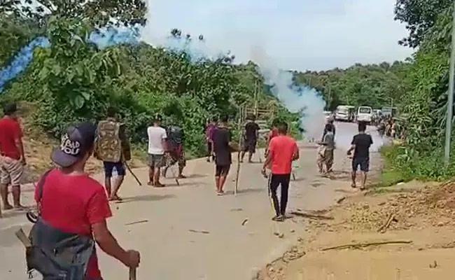 6 Assam Cops Killed As Border Violence With Mizoram Escalates - Sakshi