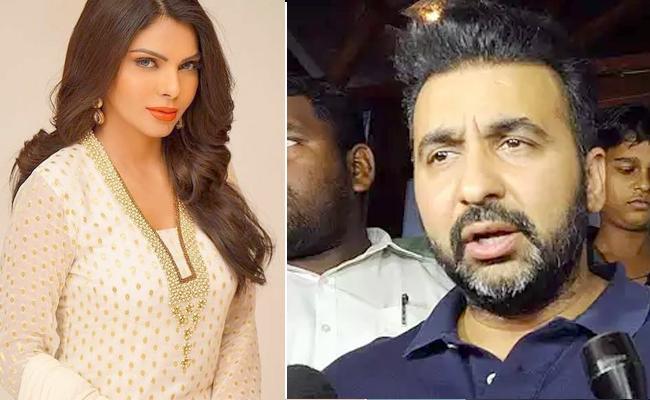 Amid Raj Kundra case row Sherlyn Chopra gets summoned by Crime Branch - Sakshi
