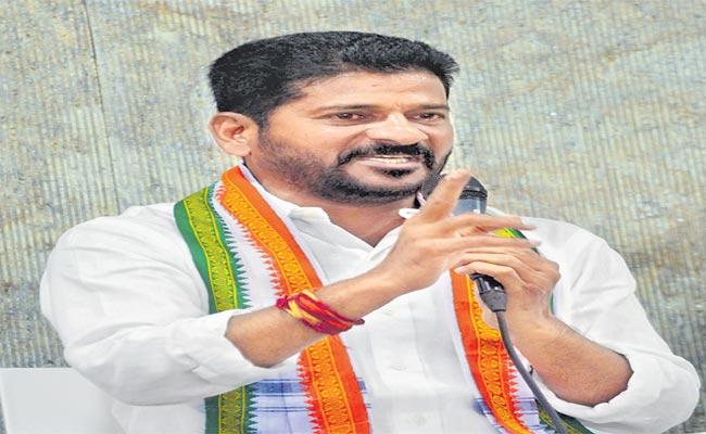 Dandora With Lakhs Of People Indravelli On The 9th Said MP Revanth Reddy - Sakshi
