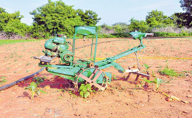 Farmers are the inventors of farm equipment - Sakshi