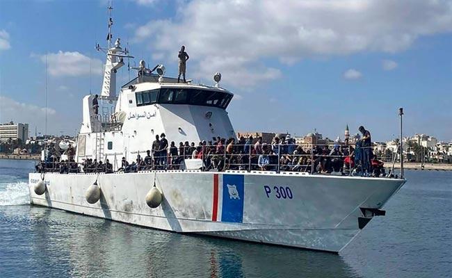 Several May Lost Life In Migrant Boat Capsizes Off Libya - Sakshi