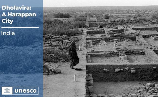 Harappan City Dholavira Gets UNESCO World Heritage Site Tag - Sakshi