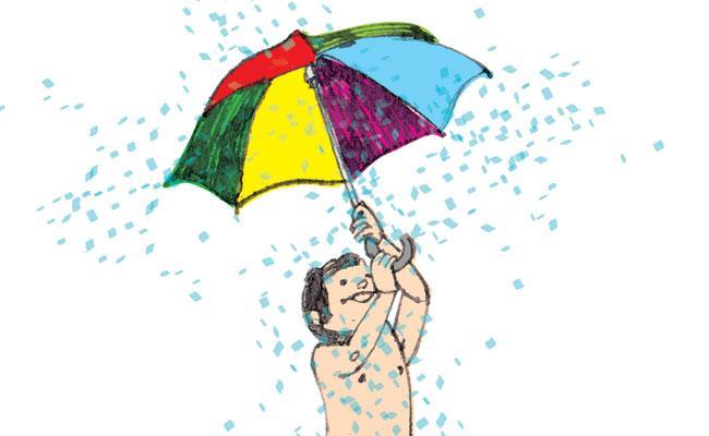 Monsoon Memories in Telugu By CNS Yazulu - Sakshi