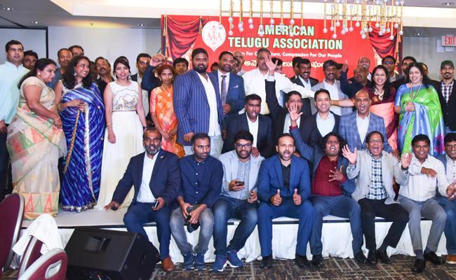 American Telugu Association Dc Convention 2022 Kick Off In Virginia - Sakshi