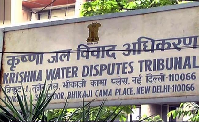 Brijesh Kumar tribunal hearing from 27th July About Krisha Water - Sakshi