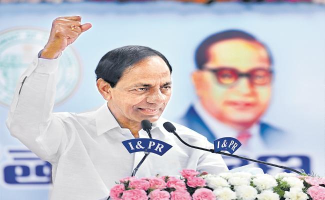 Dalit Bandhu To Be Role Model For Country: Telangana CM KCR - Sakshi