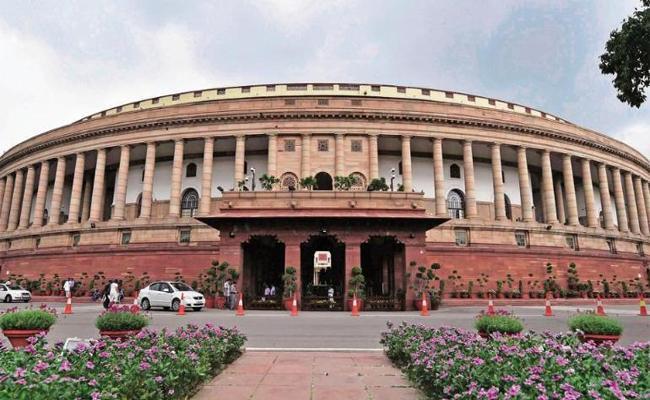 Andhra Pradesh Job Calendar in Lok Sabha - Sakshi