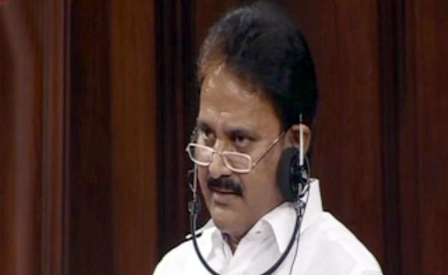 MP Mopidevi Urged To Take Steps For AP Coastal Development - Sakshi
