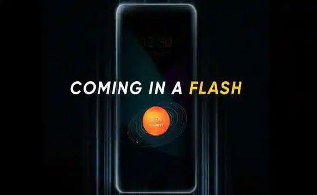 Realme Flash Smartphone To Have This Iphone Features - Sakshi