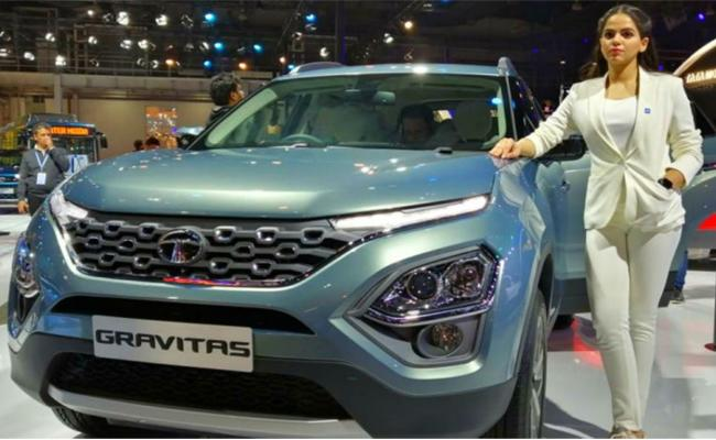 Tata Motors Rolls Out 10,000th Unit Of New Safari With In Fourmonths - Sakshi