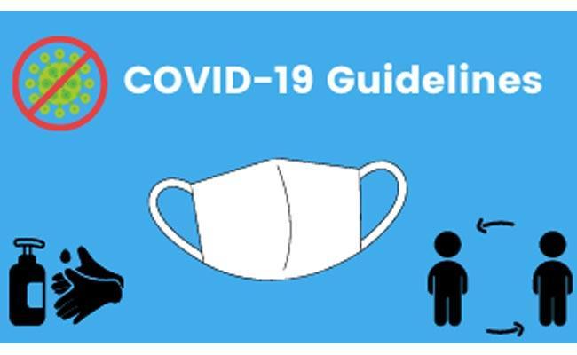 Union Govt Covid Guidelines Extended Till August 31st - Sakshi