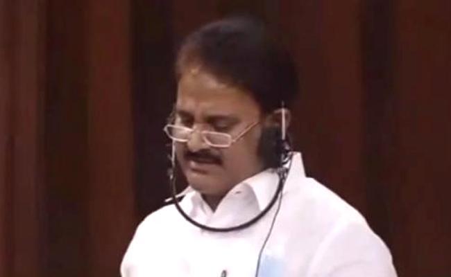 Mopidevi Venkata Ramana Says In Rajya Sabha Over No Light Houses Development In AP - Sakshi