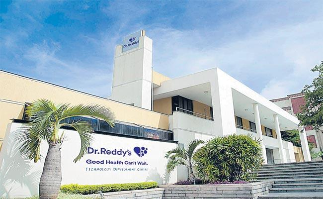 Dr Reddy's Labs Q1 Net Profit At Rs. 571 Crore - Sakshi