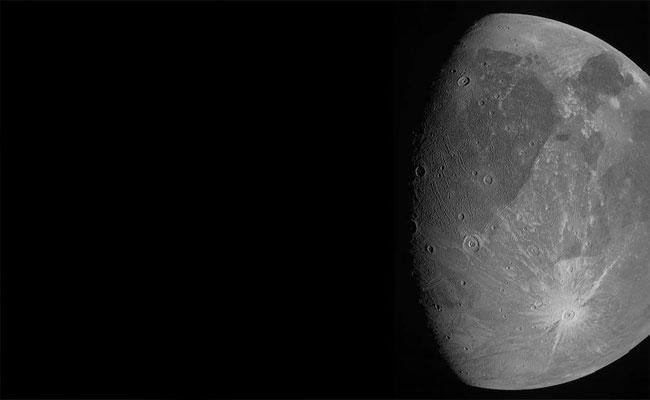 Nasa Finds First Evidence Of Water Vapour On Jupiter Moon Ganymede - Sakshi