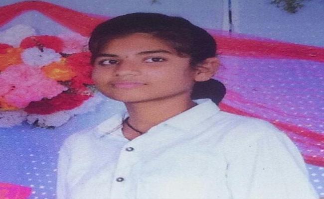 Girl Self Distruction In Warangal District - Sakshi