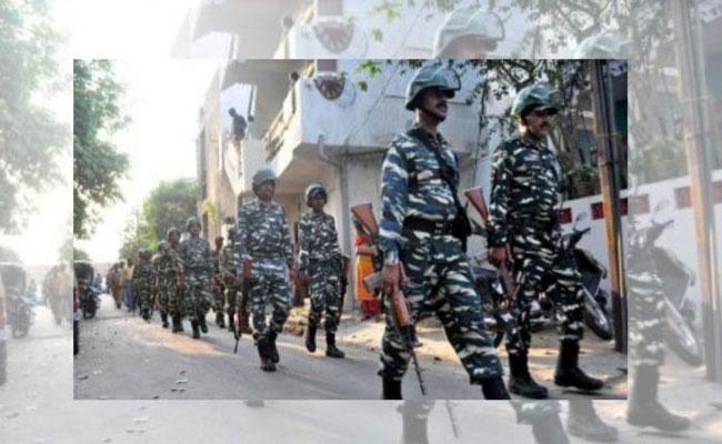 Central Home Ministry Says Central Forces Deployed Along Assam Mizoram Border - Sakshi