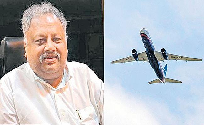 Billionaire Rakesh Jhunjhunwala to start new airline - Sakshi