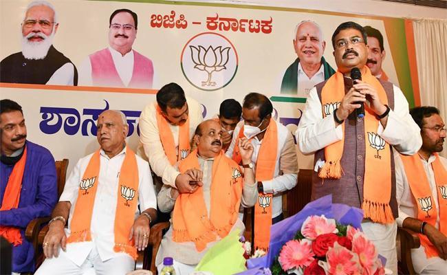 Sakshi Editorial On Karnataka Politics
