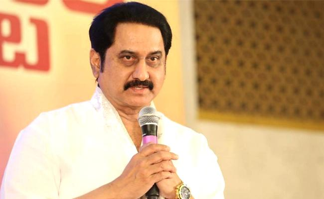 MAA Elections 2021: Actor Suman Comments On Local And Non Local Issue - Sakshi