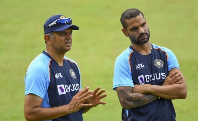 India tour of Sri Lanka:Team India Undertakes First Training Session - Sakshi