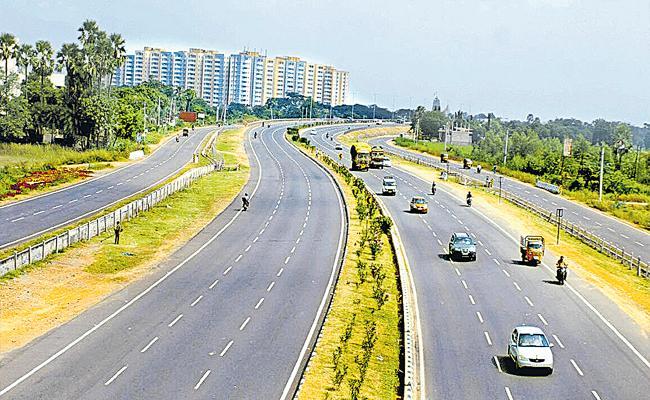 Real Estate Development Along With National Highways - Sakshi