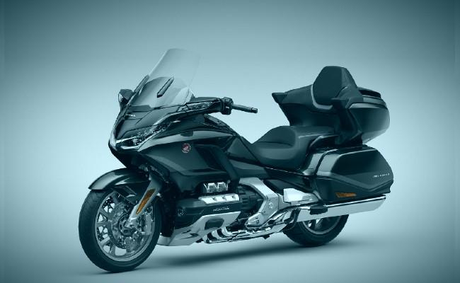 2021 Honda Gold Wing Tour Cost 37 lakh Above in India - Sakshi