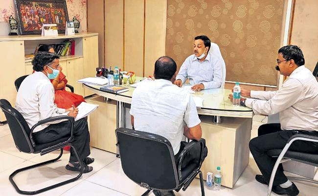Central and state GST officials have focused on raising revenue - Sakshi