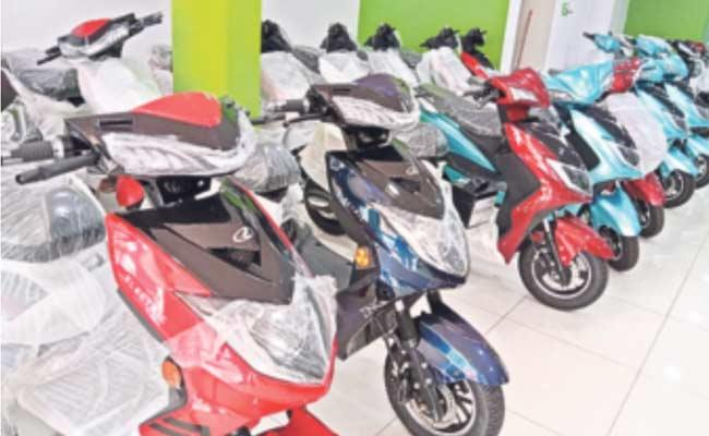 Growing Demand For Electric Vehicles - Sakshi