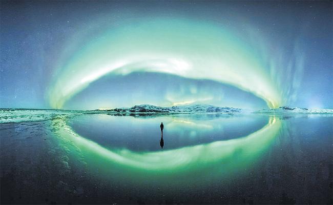 Island North Pole Larin Ray Photo - Sakshi
