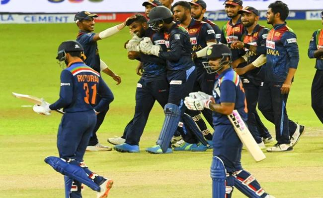 IND Vs SL: Team India Worst Record Making Lowest Total After 5 Years - Sakshi