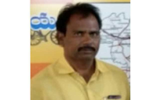 TDP Leader Arrested In Land Grab Case In Chittoor District - Sakshi
