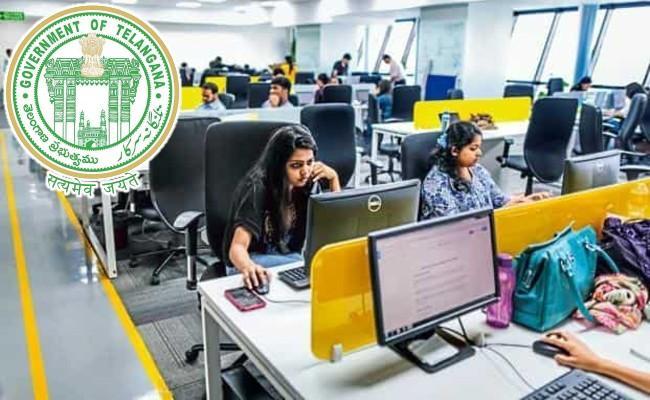 Telangana IT Principal Secretary Tells Techies To Return To Office - Sakshi