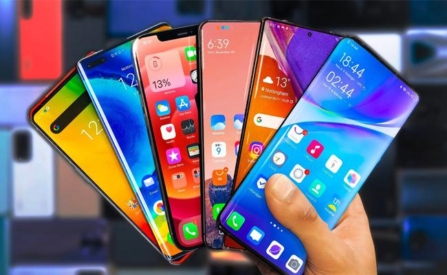 Best Selling Smartphones From Amazon Says That Prime Day 2021   - Sakshi