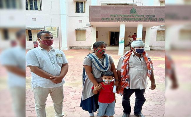 Odisha Women Approach SP Over Mother In law Harassment - Sakshi