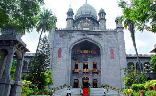 TS HC Serious On GHMC Officials Over Illegal Constructions Order From Civil Court - Sakshi