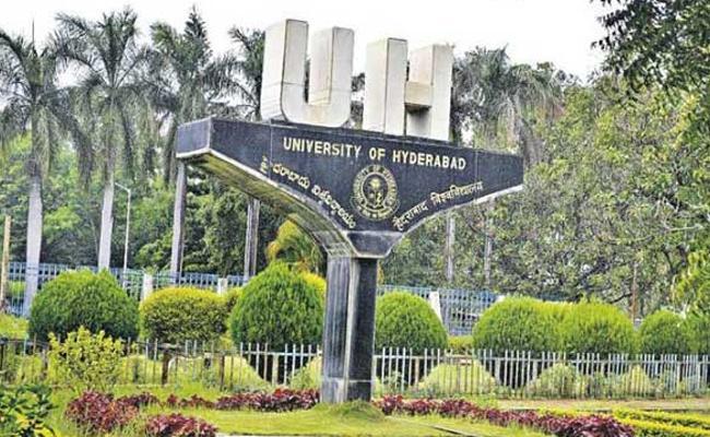 HCU Got First Among Indian Universities Over Nature Index Ranking 2021 - Sakshi