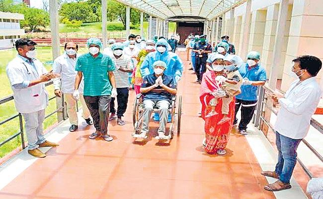 Maharashtra: Covid 19 Recovery Rate 96. 59 Percent - Sakshi