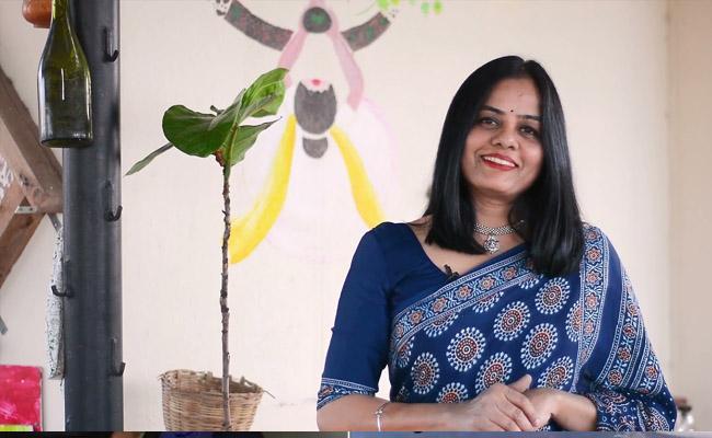 Bangalore Journalist Savita Hiremath Start Kitchen Waste Management Campaign - Sakshi