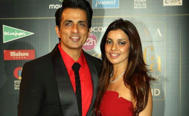 Sonu Sood, Sonali Interesting Love Story - Sakshi