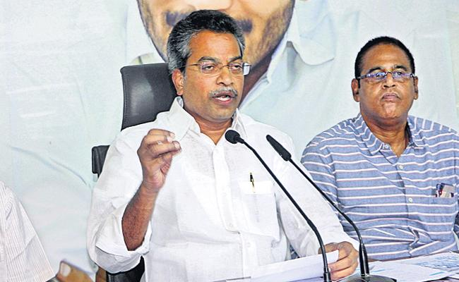 YSRCP Leader Vasantha Krishna Prasad Comments On TDP Illegal mining - Sakshi