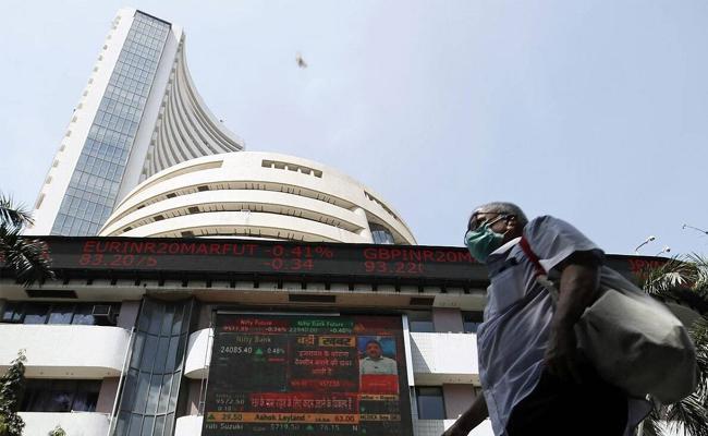 Stock Market Live Updates Sensex, Nifty Open Flat   - Sakshi