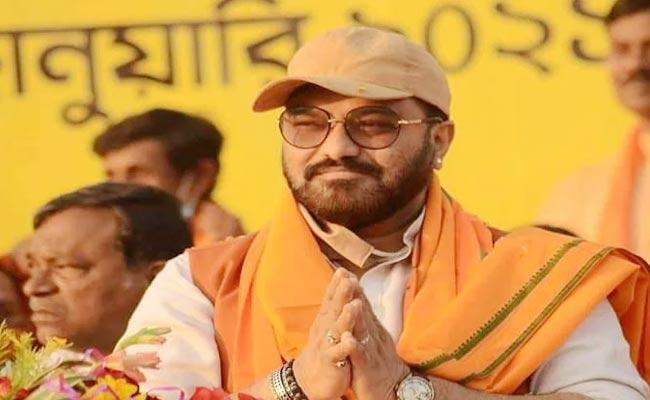 Babul Supriyo Quits Politics: Not Possible Social Work With Politics - Sakshi