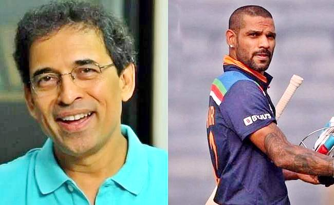 T20 World Cup: Harsha Bhogle Picks Indian Squad Leaves These 2 Players - Sakshi