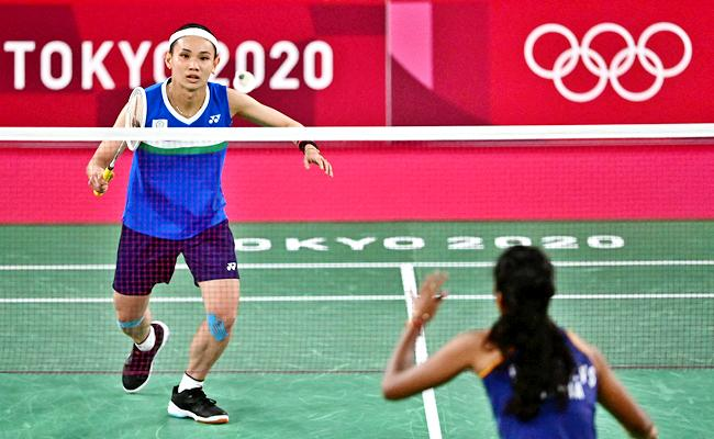Tokyo Olympics:Tai Tzu Ying Beats Pv Sindhu In Semi Finals - Sakshi