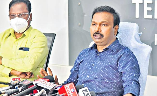 Telangana Government Is Prepared To Face The Third Wave - Sakshi