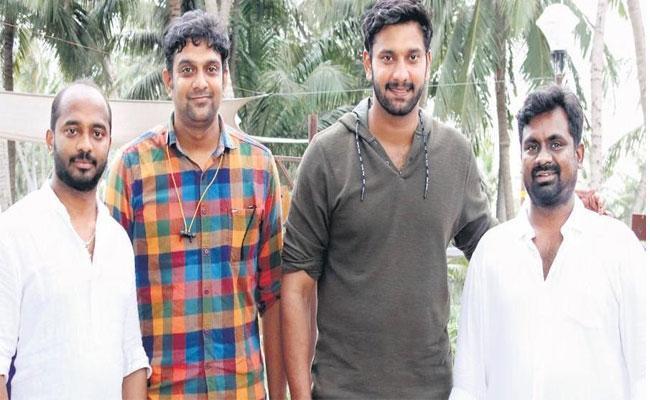 Arulnithi Deja Vu Movie Shooting Completed - Sakshi
