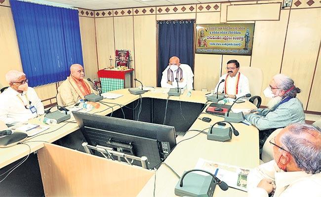 Andhra Pradesh: Controversy About Anjanadri Is The Birthplace Of Anjaneya - Sakshi