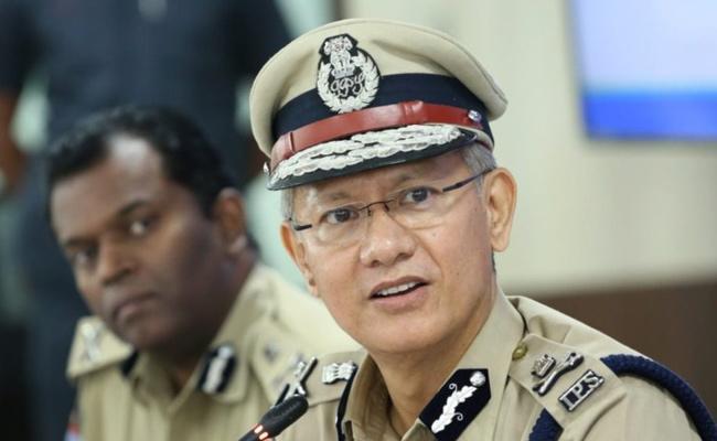 Goutam Sawang Says Strict Measures Against Human Trafficking - Sakshi
