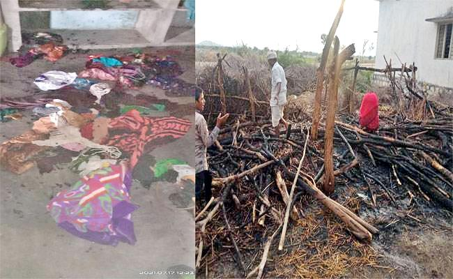 Nalgonda: Fire accidents From Last 22 Days, Goes To Mystery - Sakshi